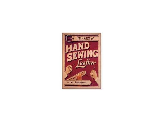 Art Of Hand Sewing Leather Book