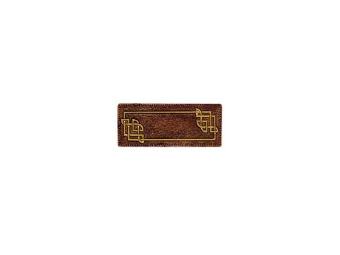 Šablona Keltský motiv - na peněženku