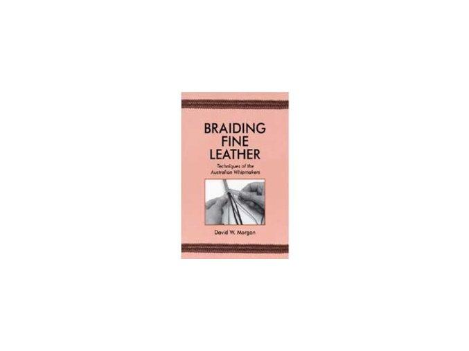 Braiding Fine Leather Book