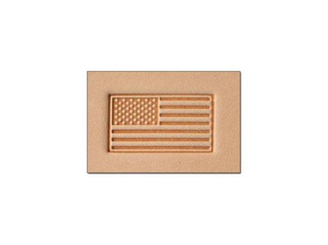 3D raznice Vlajka USA