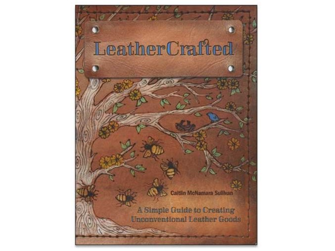 LeatherCrafted Book