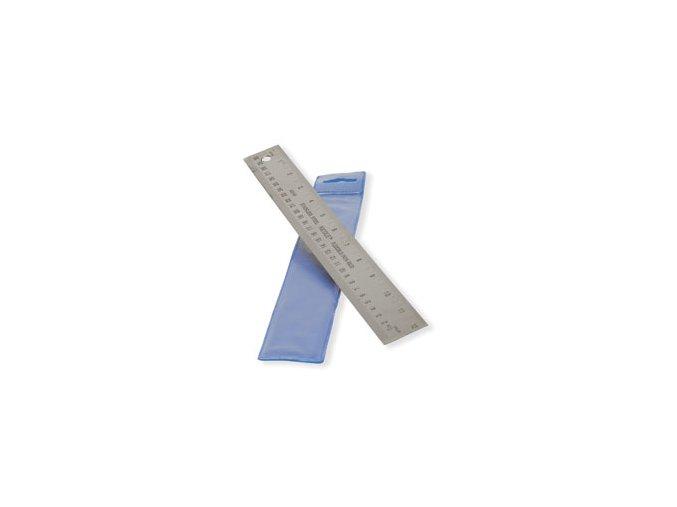 Pravítko kovové s korkovou ochranou