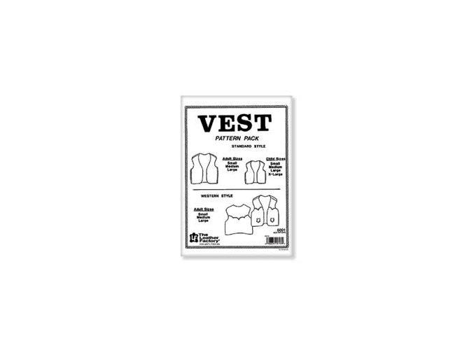 Vest pattern pack