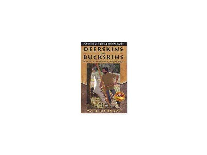 Deerskins into Buckskins Book