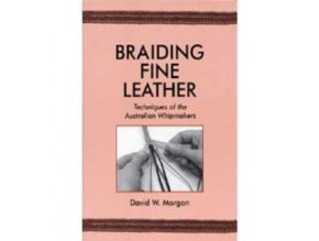 Braiding Fine Leather Book