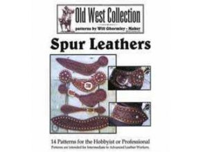 Spur Leathers Pattern