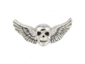 Končo Lebka, Křídla