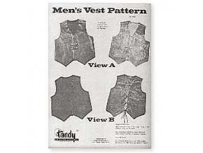 Men's Vest Pattern