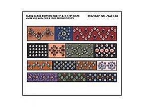 Šablona Dekorace šatonových nýtů