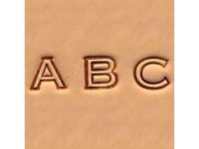 Raznice sada Písmen Block 0,6 cm