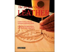 Art & Craft of Leather Book