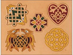Šablona Keltské Motivy