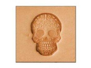 3D raznice Cukrová lebka