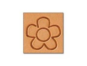 3D Mini raznice Divoká květina