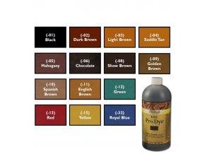 Barva na kůži Fiebing's Leather Pro Dye (Oil dye) 32 fl. oz. (946ml)